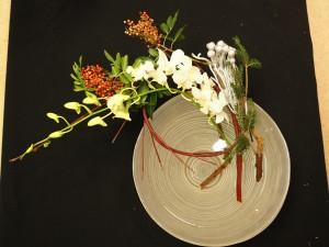 Sogetsu Ikebana - Japanese Flower Arranging