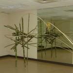 Bamboo Installation 4