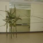 Bamboo Installation 5
