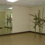 Bamboo installation 3